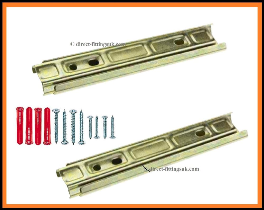 fixings Top Quality Heavy Duty Headboard Wall Bracket Concealed//Panel//Fitting